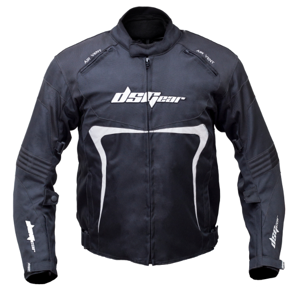 DSG Phoenix Jacket Black Front
