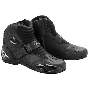 SMX-1_shoe_black_detail