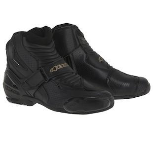 alpinestars_stella_smx1_r_vented_boots_black_gold_detail